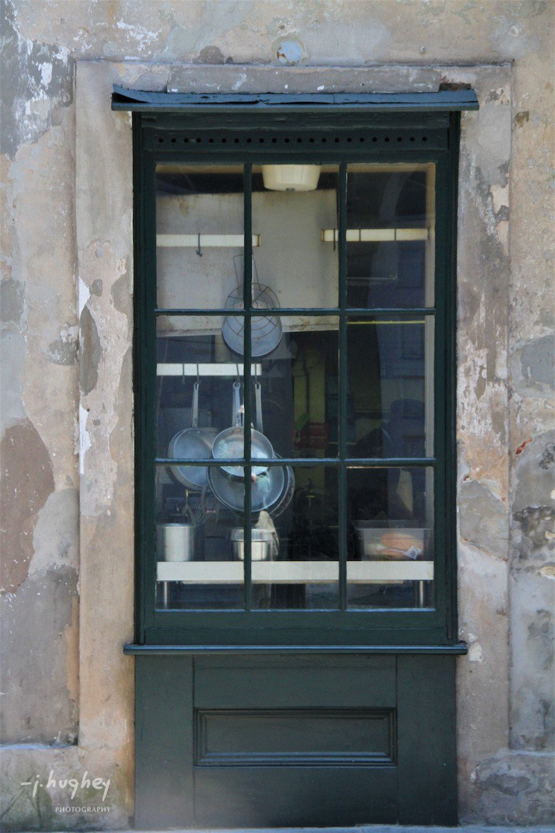 John Hughey Contemplative Fine Art Photography - Kitchen Window