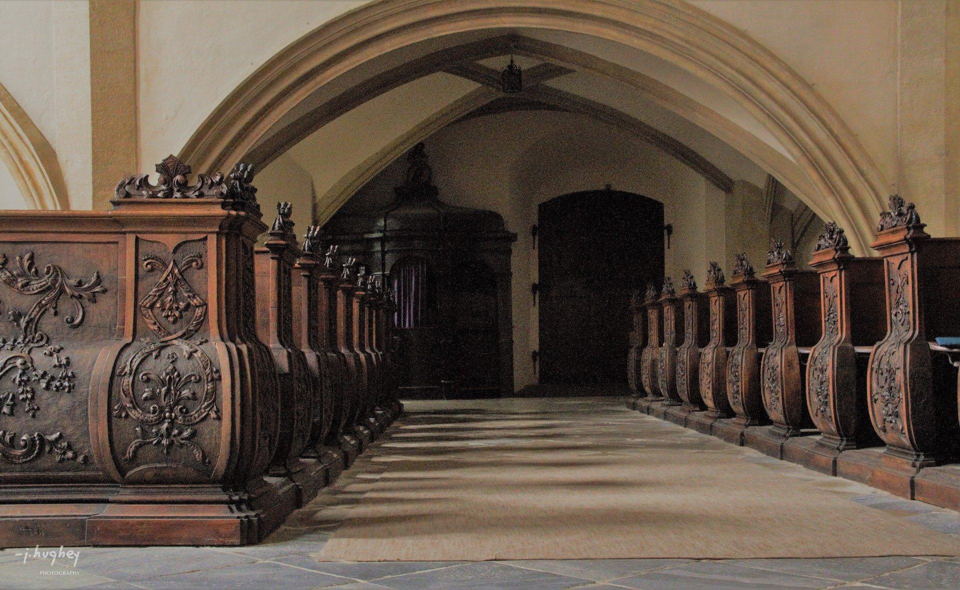 John Hughey Contemplative Fine Art Photography - St. Nikolaus